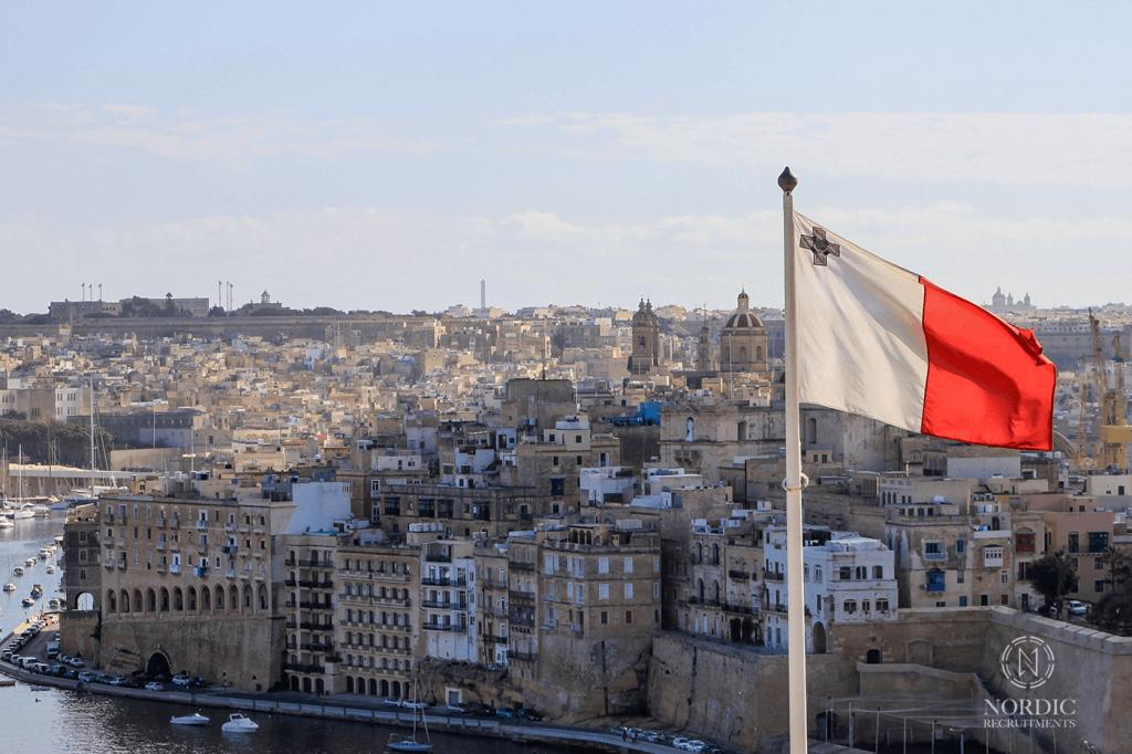 Nordic Recruitments Malta Vittoriosa